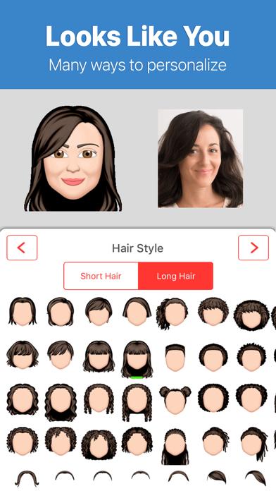 Screenshot #3 pour Emoji Me Face Maker For Moji