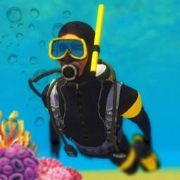Scuba Diving Swimming Sim