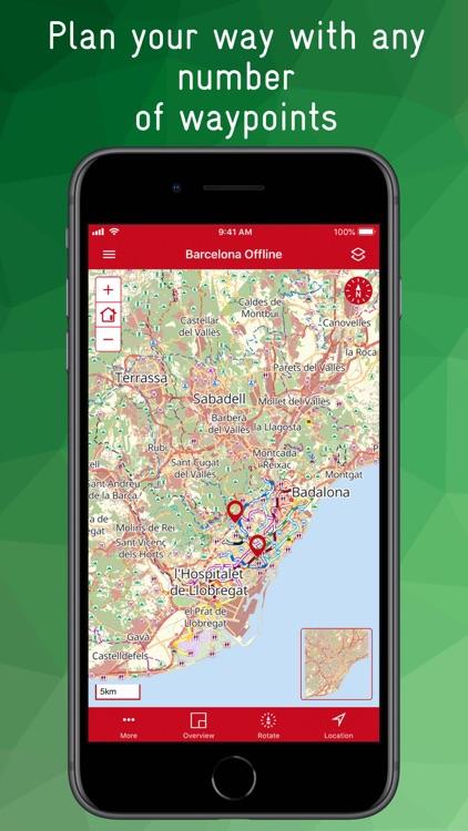 Barcelona Offline screenshot-9