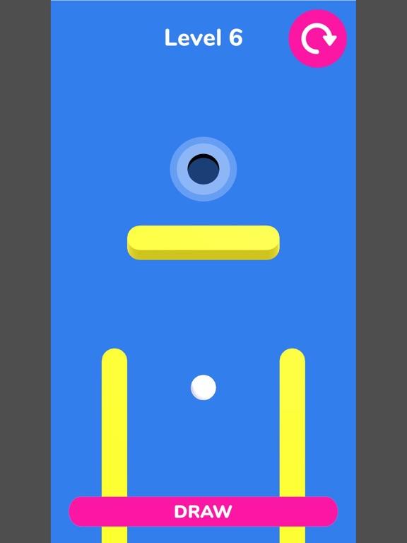 Draw Golf ! screenshot 5