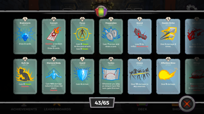 Dungeon Tales : RPG Card Game screenshot 2