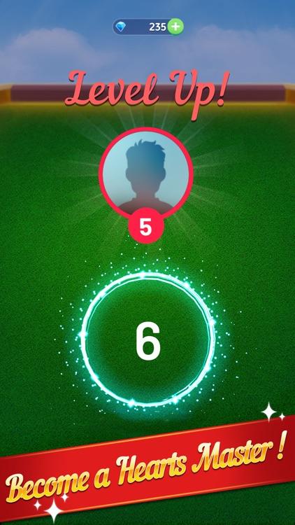 Hearts World Tour: Card Games screenshot-3