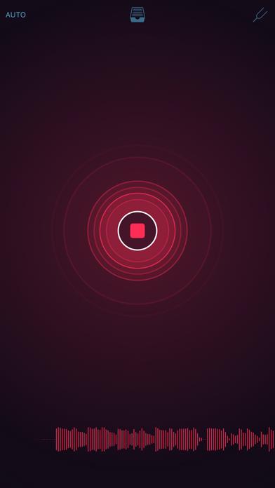 Screenshot for Music Memos in Ukraine App Store