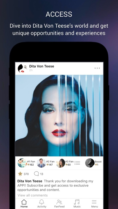 Dita Von Teeseのおすすめ画像2