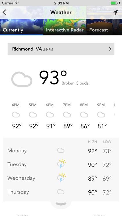 WRIC 8News - Richmond, VA screenshot-3