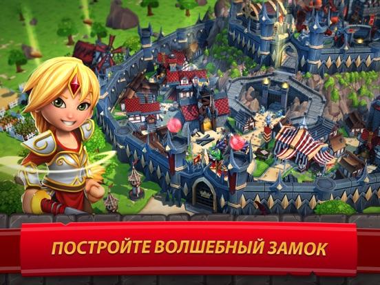 Игра Royal Revolt 2: Tower Battle