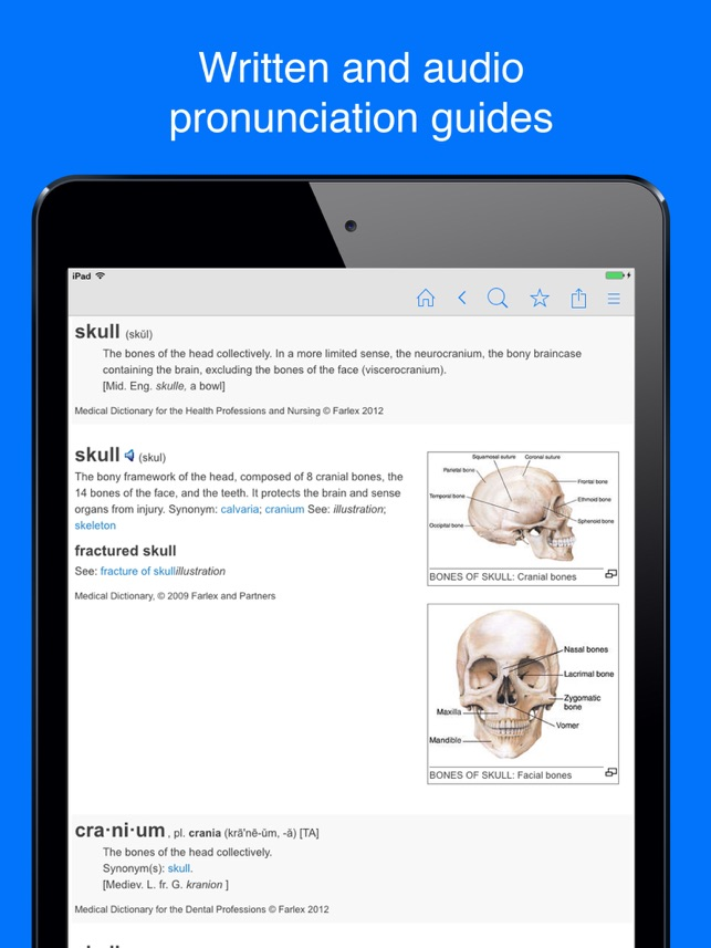 Medical Dictionary by Farlex on the App Store