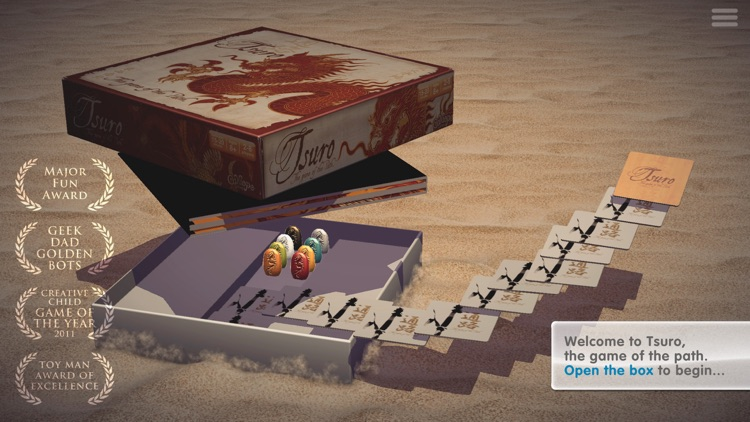Tsuro - The Game of the Path screenshot-0