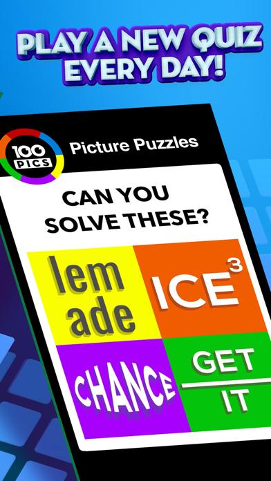 100 PICS Quiz-Guess The Trivia for Windows