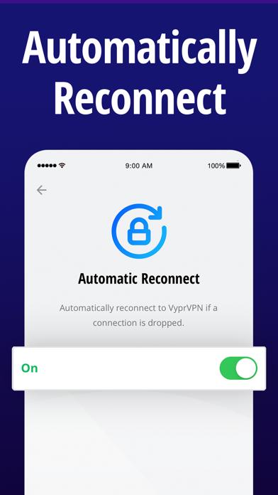 VyprVPN - Fast & secure VPN Screenshot