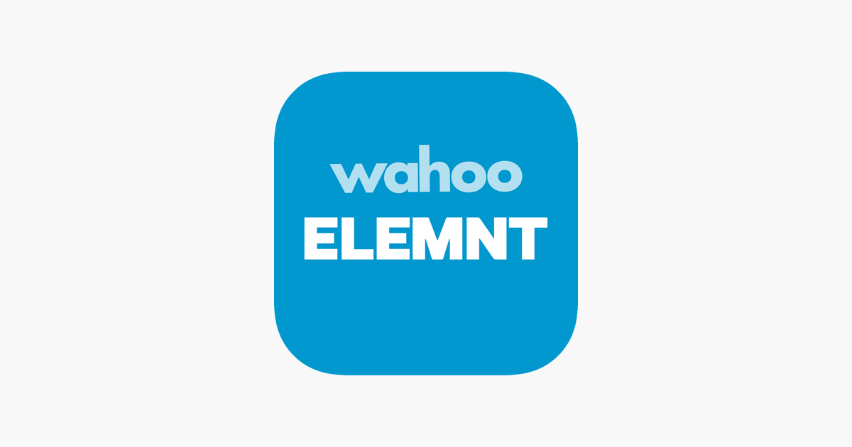 Wahoo ELEMNT Companion on the App Store