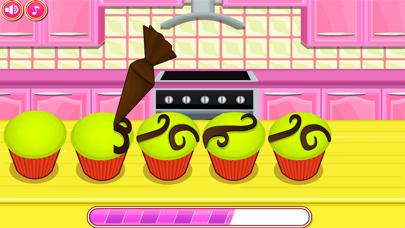 ألعاب الطبخ - اخبز كب كيكلقطة شاشة6