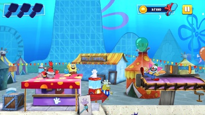 SpongeBob: Patty Pursuit