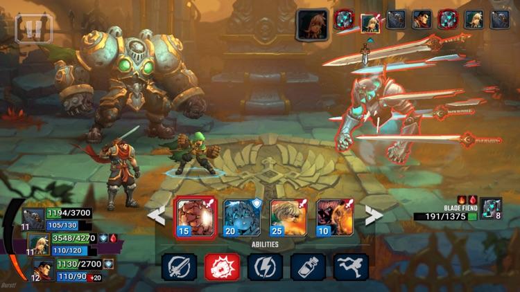 Battle Chasers: Nightwar screenshot-4