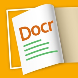 Docr - Book Scanner to PDF Doc