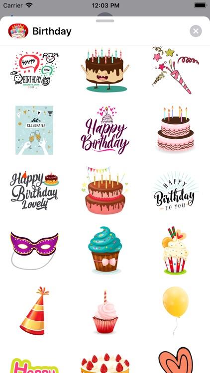100+ Happy Birthday Wishes App screenshot-3