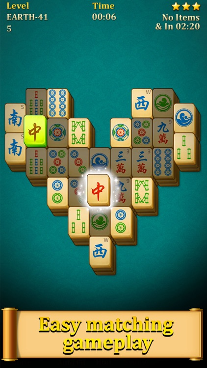 Mahjong Solitaire: Classic screenshot-4