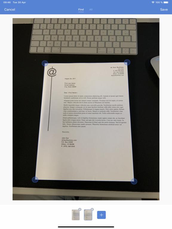 Scanner Document ·