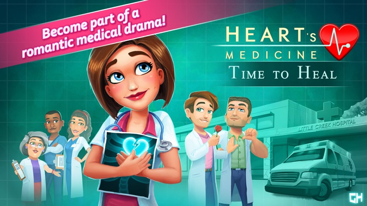 Heart's Medicine: Time to Heal screenshot-4