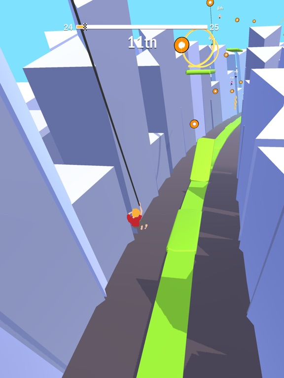 Cable Swing screenshot 6