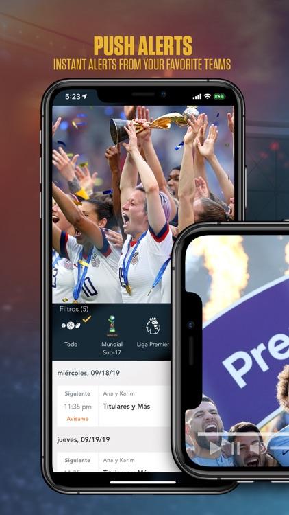 Telemundo Deportes: En Vivo