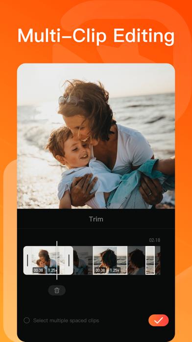 Screenshot for VivaVideo - Video Maker in Jordan App Store