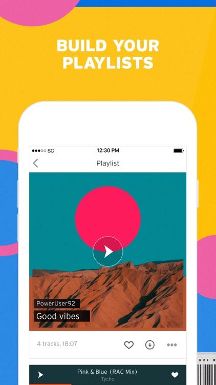 SoundCloud - Music & Songs screenshot-5