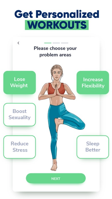 BetterMe: Yoga for Weightloss app image