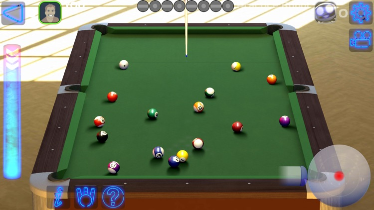Pro Pool - Ultimate 8 Ball screenshot-2