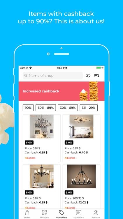 Backit cashback screenshot-3