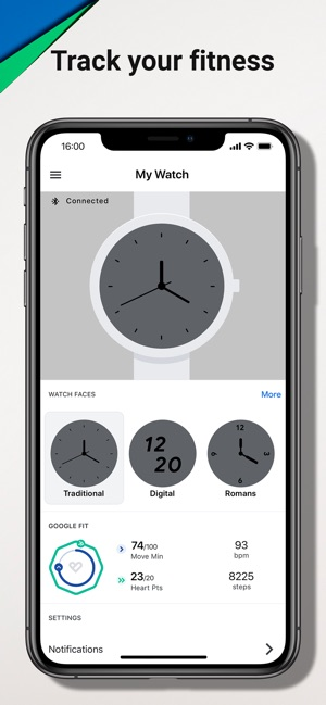Wear OS by Google – Smartwatch Screenshot