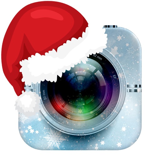 Christmas Photo Editor Sticker