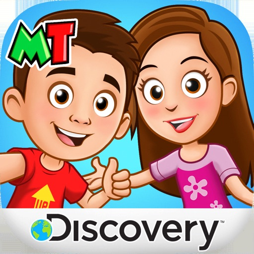My Town : Discovery app logo