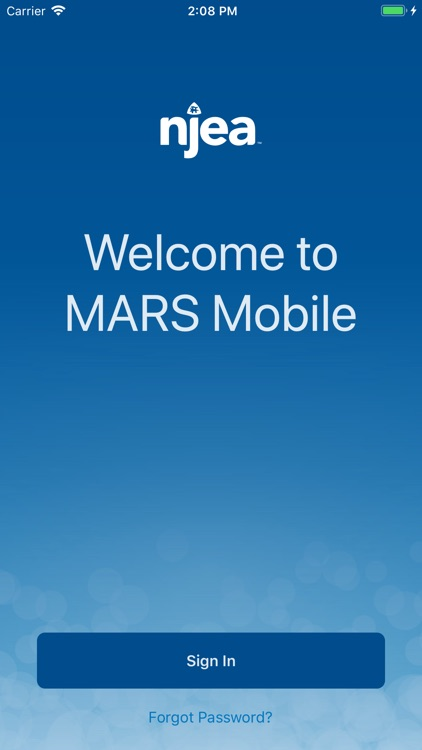 NJEA MARS Mobile screenshot-0