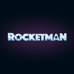 『ロケットマン』公式スタンプ