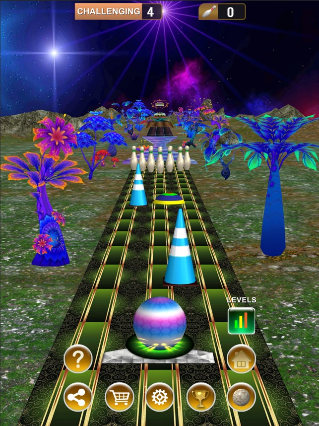Endless Bowling Paradise raises classic bowing game to a new level Image