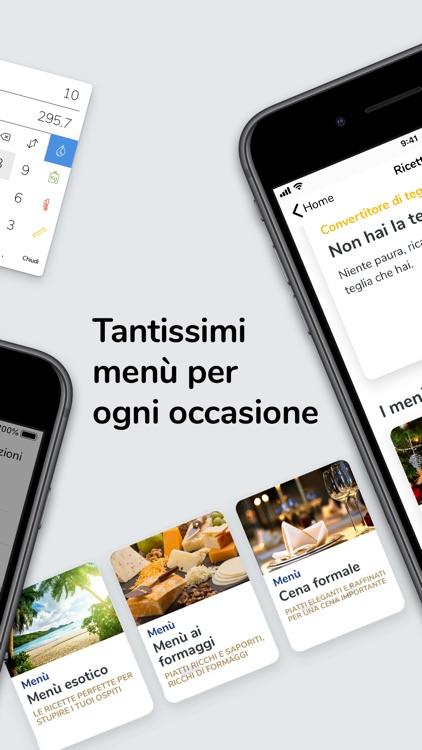 Piccole Ricette screenshot-8
