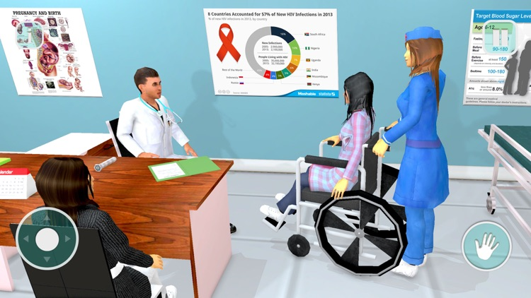 Hospital Simulator - My Doctor screenshot-3