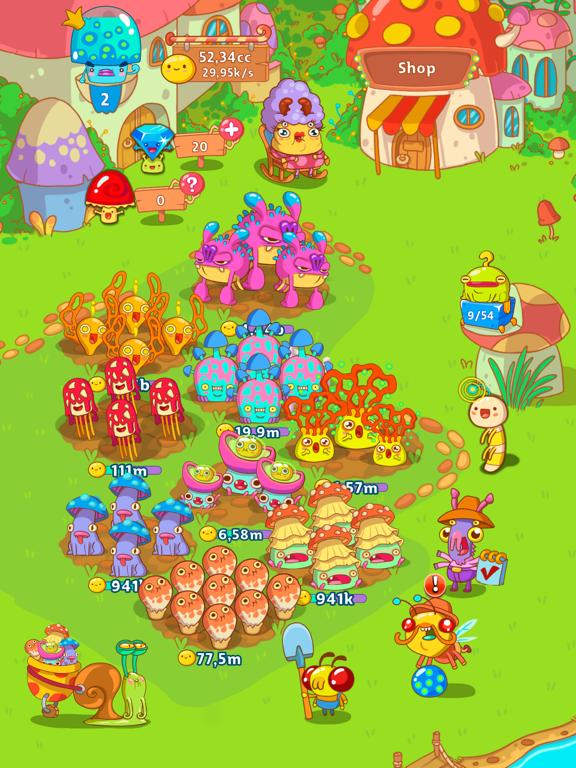 Mushroom Party screenshot 9