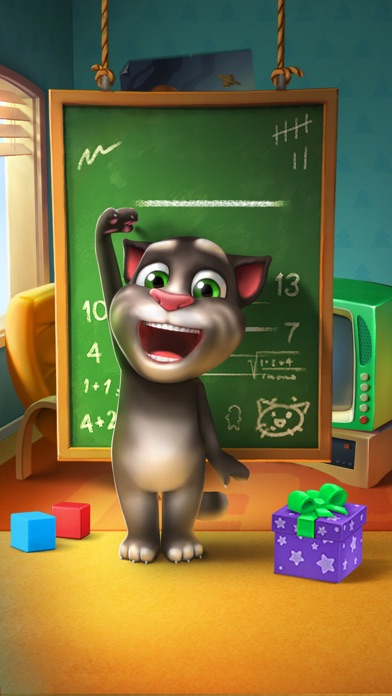 download My Talking Tom indir ücretsiz - windows 8 , 7 veya 10 and Mac Download now