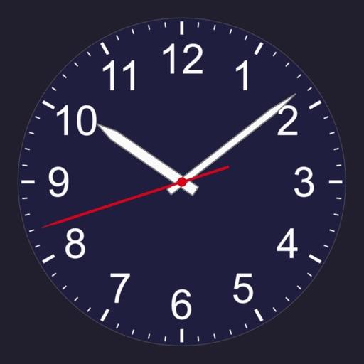 Analog Clock - Pendulum