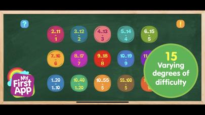 Math skills Subtraction -F.ver screenshot 2