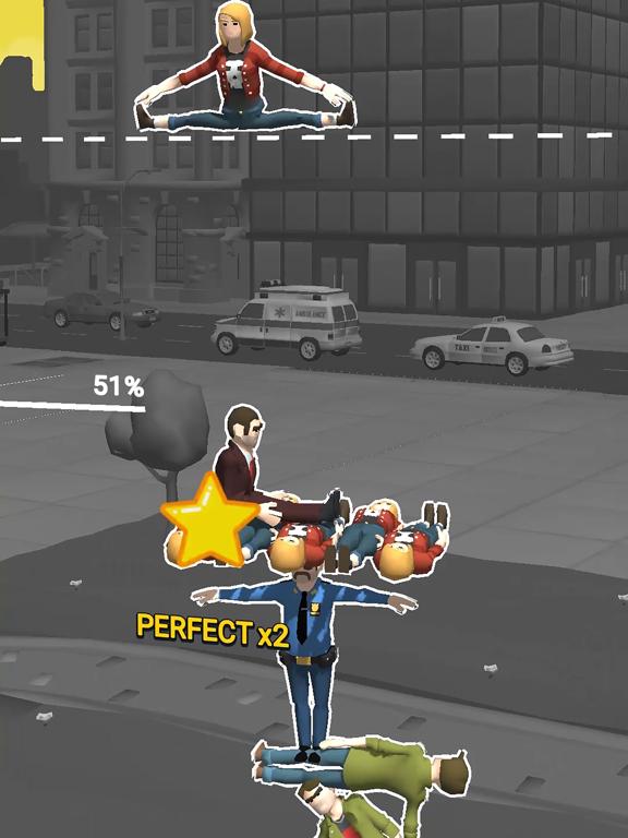 Human Tower! screenshot 9