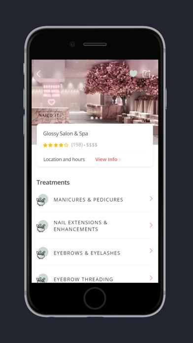 Bookit - Wellness App screenshot 3