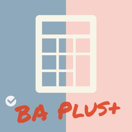 BA Plus Financial Calculator