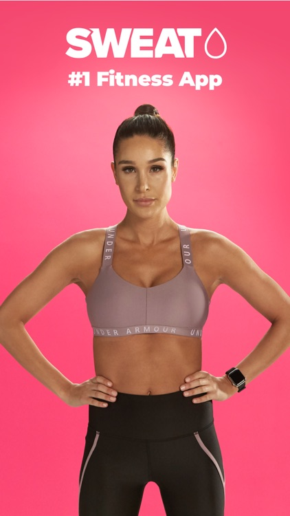 SWEAT: Kayla Itsines Fitness screenshot-0