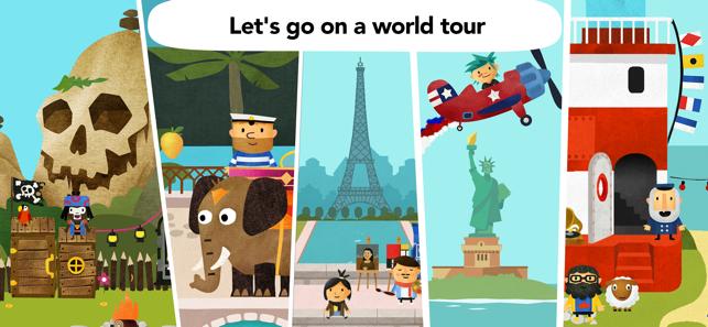 Ba tựa game dễ thương cho trẻ trên iOS, mời bạn tải ngay 3
