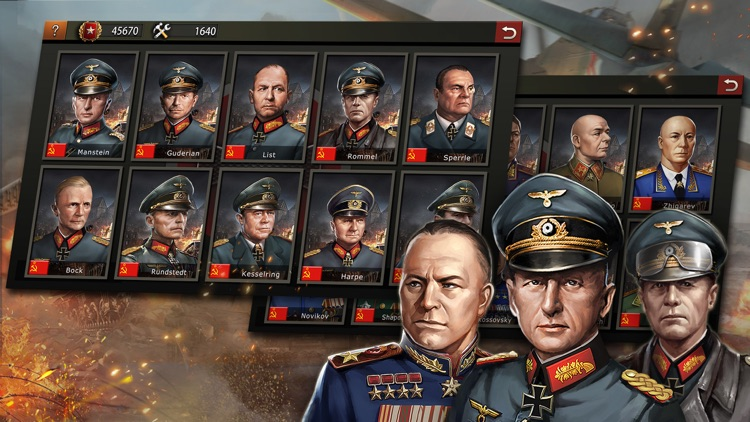 WW2: Warpath & Strategy Games screenshot-5
