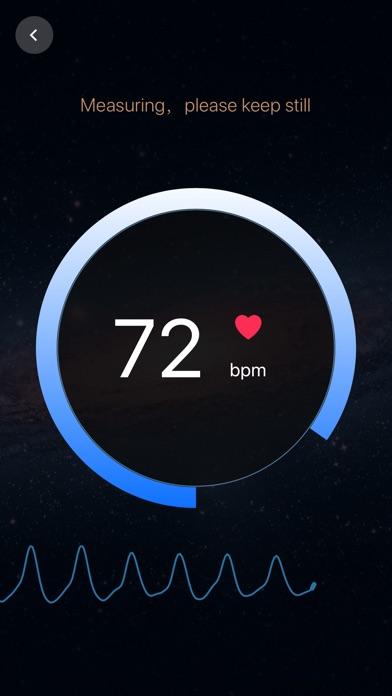 Heart Rate Pro-Health  Monitor Screenshots