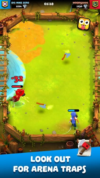 Knockdown Heroes screenshot-9